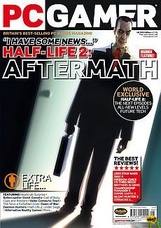 PC Gamer (UK) | Mai 2005