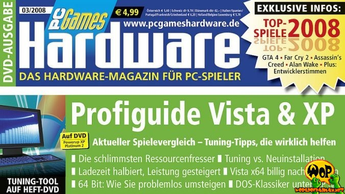 PC Games Hardware (DE) | 03/2008