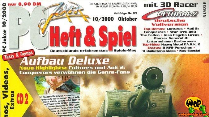 PC Joker (DE) | 10/2000