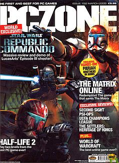 PC Zone (UK) | 03/2005