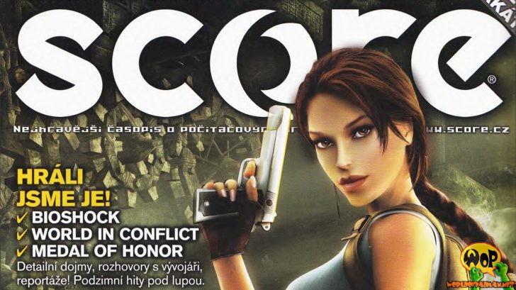 SCORE (CZ) | 06/2007