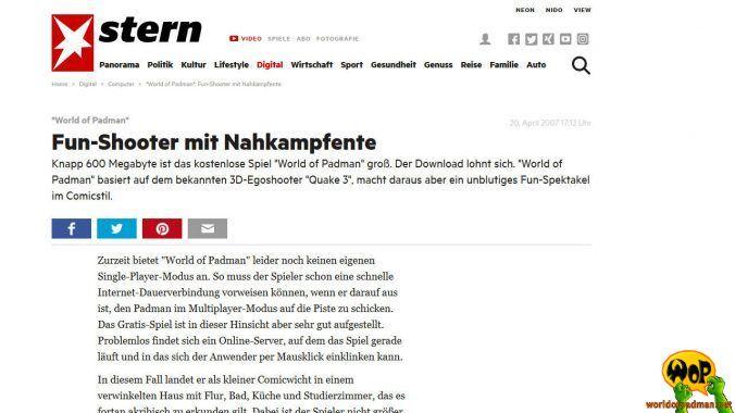 stern.de (DE) | 20/04/2007