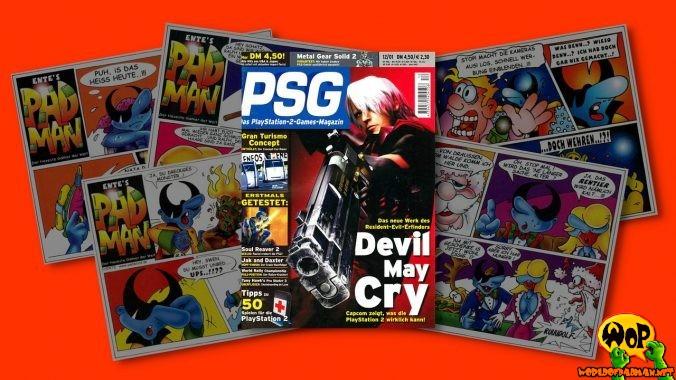 Die Padman-Comicserie