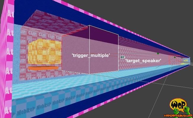 Step 3: Sound effect through trigger_multiple and target_speaker
